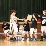 対 韮崎高校戦